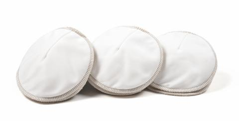Mother-ease Contoured Reusable Nursing Pads